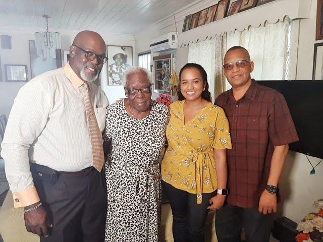 Honoring Our Precious Pearls | Gerlean Jones