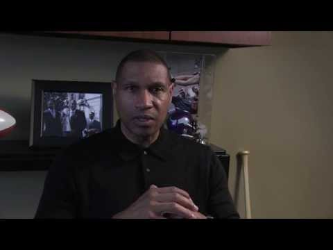Leslie Frazier on Jackie Robinson