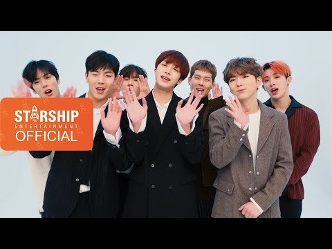[Special Clip] 몬스타엑스(MONSTA X) - 2018 설날인사 (2018 New Year's Greetings) Chinese Ver.