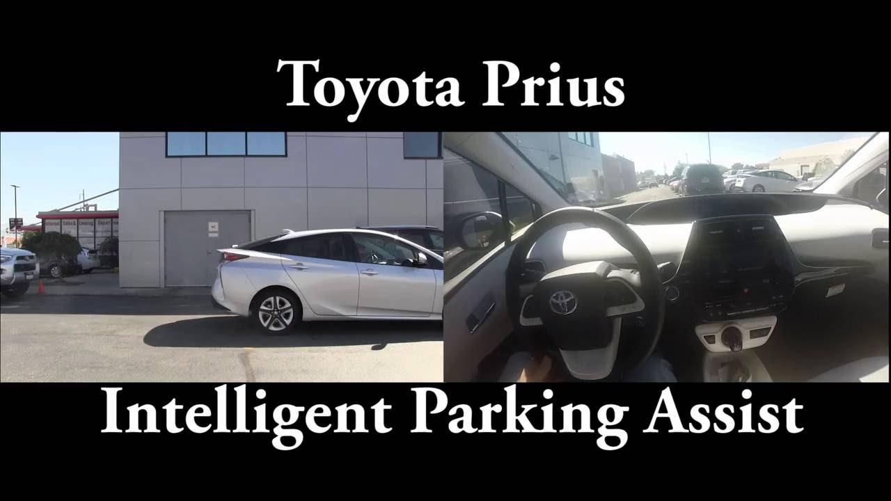 Prius Self Park