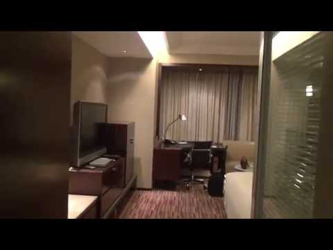 Review of Renaissance Shanghai Zhongshan Park Hotel King Room 26th Floor
