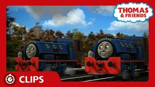 Bill and Ben's New Color | Clips | Thomas & Friends