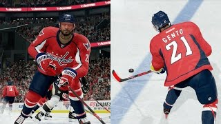 NHL 16 PS4 BE A PRO CAREER MODE - 1st Game in the NHL!!