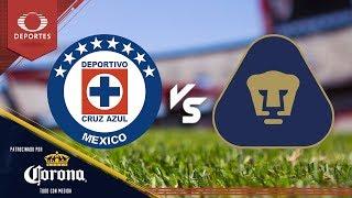 Previo: Cruz azul vs Pumas | Televisa Deportes