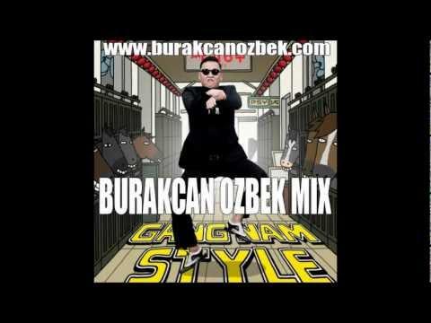PSY - GANGNAM STYLE (Burakcan Ozbek Mix)