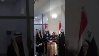 #عاجل || محافظ الأنبار  ومدير عام تربية المحافظة يعلنان عن توفر  ٢٠٥٦ درجة وظيفية على ملاك تربية