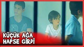 Mehmetcan Yunanistanda Hapse Girdi - Küçük Ağa 24.Bölüm