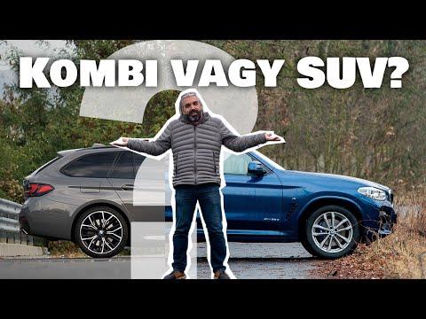 A BMW 5 Touring remek kombi, de elég jó egy X3-mal szemben? thumbnail