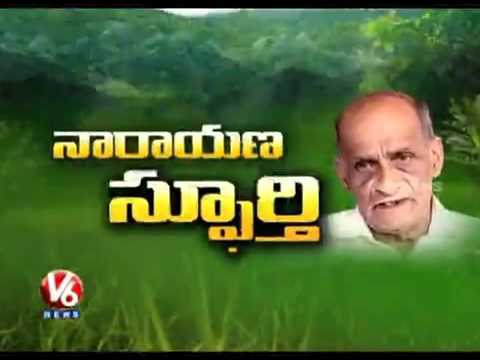 Treatment for Cancer by Narayana Murthy of Karnataka