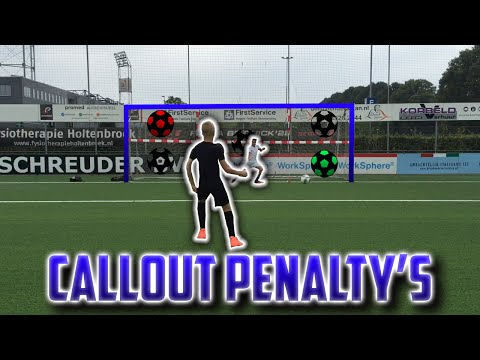 CALLOUT PENALTY'S! W/ COIN - Video's met vrienden! #26