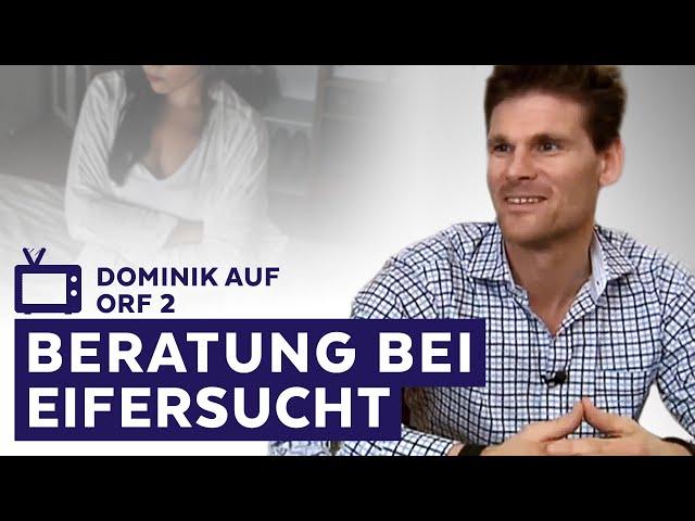 Beratung bei Eifersucht - Interview zur Sendung