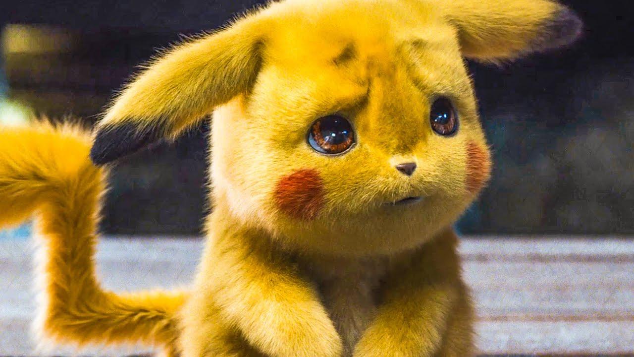 Image result for pokemon detective pikachu trailer