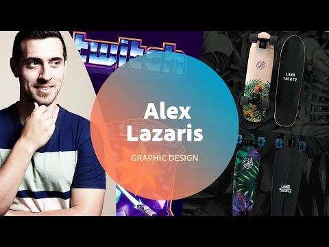 Branding & Identity Design With Alex Lazaris - 1 Of 3