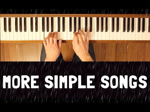 Colour My World (More Simple Songs) [Easy Piano Tutorial]