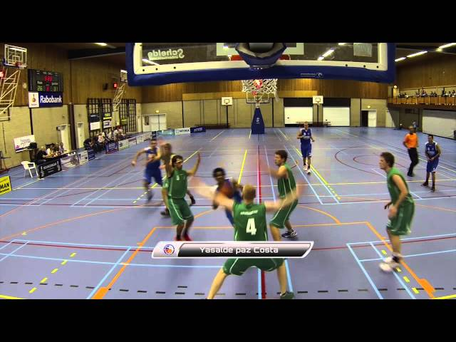 Binnenland Heren 1 vs Groene Uilen