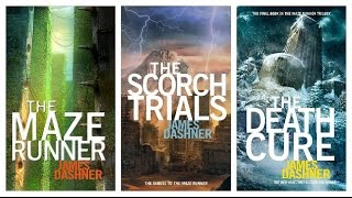 Maze Runner Boxed Set Book Haul ★ All Four Books ★ James Dashner Maze Runner Book Review Movie