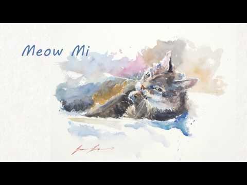 Cat painting demo