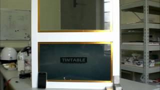 電致變色節能智慧玻璃 Energy-efficiency windows based on electrochromic