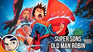 "Supersons ""Superboy On The Teen Titans?!"" - Rebirth Complete Story"
