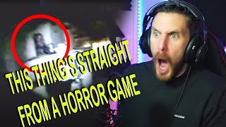 REAL GHOST VIDEOS CAUGHT ON CAMERA - Ghost Straight From P.T (Nuke's Top 5)