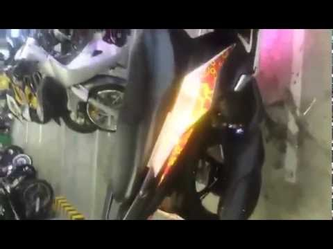 Yamaha Mio M Customize Decal Raw Video YouTube - Mio decalsfor sale yamaha mio genuine decals