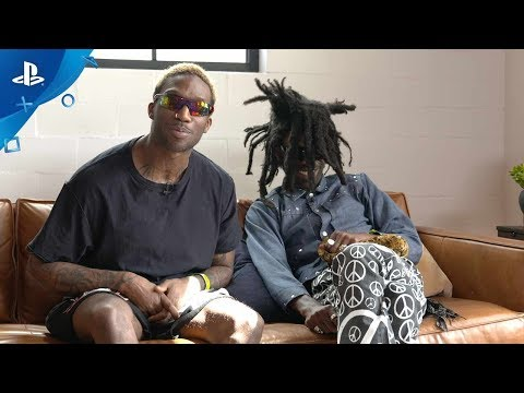 PlayStation Music Presents Ho99o9