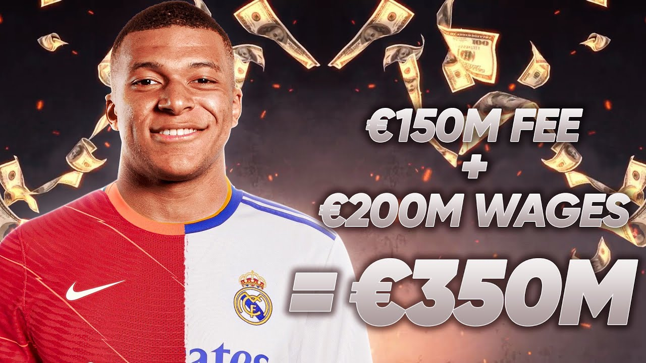 How Much Would Kylian Mbappé ACTUALLY Cost?! | Explained