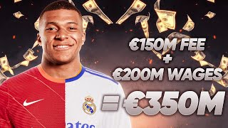 How Much Would Kylian Mbappé ACTUALLY Cost?!