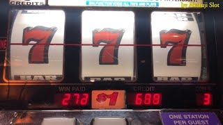 Sizzling 7 Slot Machine Odds