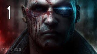Hard Reset Redux - Walkthrough Part 1 Gameplay