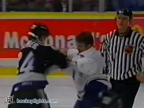 Jason Wiemer vs Todd Gill Feb 21, 1996