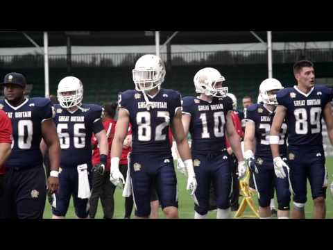 "American Football in Great Britain -  ""We"