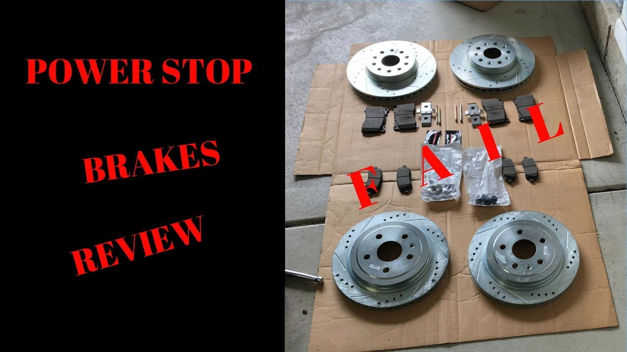 Power Stop Brakes >> Power Stop Brakes Review Fail