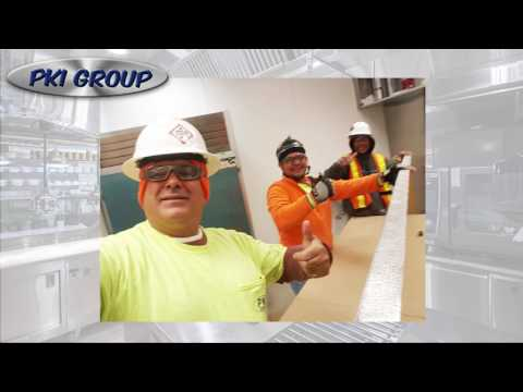 Atlanta Stadium Project Commercial Food Court Installers