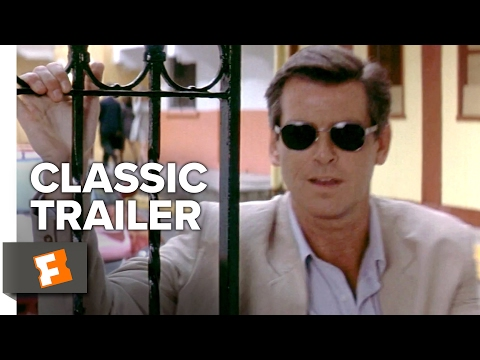 The Tailor of Panama 2001   1  Pierce Brosnan Movie