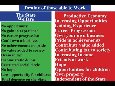 10 The damage caused to the Productive Economy by misguided policies on social justice and equity