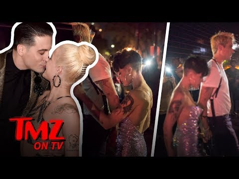 Halsey & G-Eazy Are BACK TOGETHER! TMZ TV