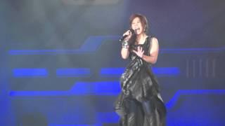 [Full HD] 李佳薇 - 煎熬 (半首) @ 2012台北最High新年城跨年晚會
