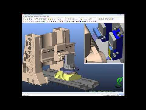 Esprit Production Machining