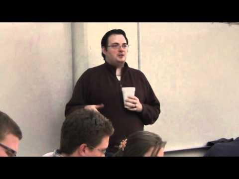 Brandon Sanderson Lecture 1: Class goals and format (3/5)