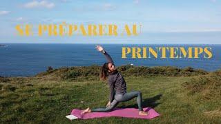 Yoga pour le printemps