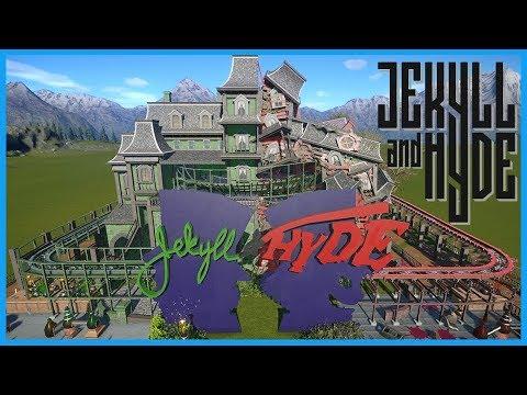 JEKYLL & HYDE: Dueling coasters! Coaster Spotlight 366 #PlanetCoaster