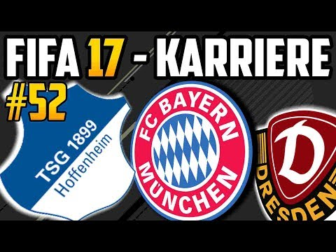 BAYERN hat ANGST!! - FIFA 17  Dresden Karriere: Lets Play #52