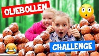 DE OLIEBOLLEN CHALLENGE 2018 [Met 5 Coole Oliebol Spellen!] ♥DeZoeteZusjes♥