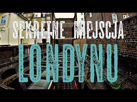 Sekretne miejsca LONDYNU #36 ( LONDYN CENTRUM )