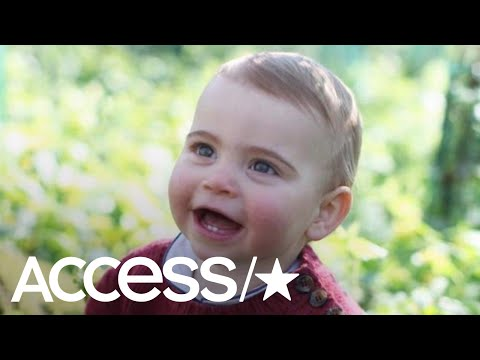 Why Has The Public Seen So Little Of Prince Louis During His First Year? | Access