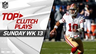 Top Game-Changing & Game-Winning Plays from Sunday | NFL Week 13 Highlights