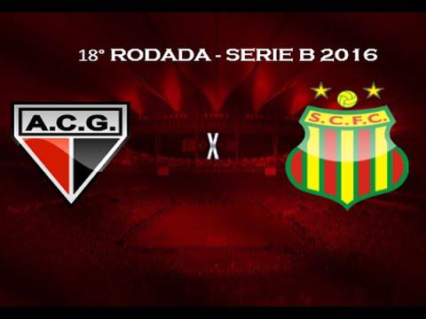 melhores momentos de Atlético-GO 4x1 Sampaio Corrêa - 31/07/2016
