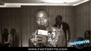 FACTORY78 - Brymo Goodmorning interview (Exclusive).
