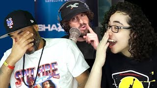 MY DAD REACTS TO Lil Dicky Freestyle on Sway In The Morning | SWAY'S UNIVERSE REACTION